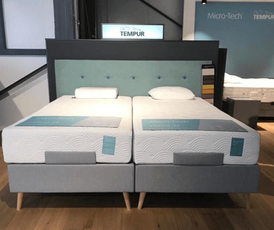 Uitverkoop-tempur-showroommodellen