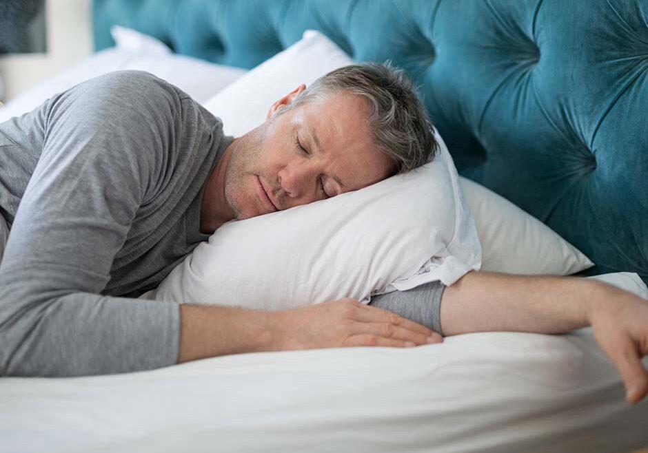 Slaaprimpels voorkomen