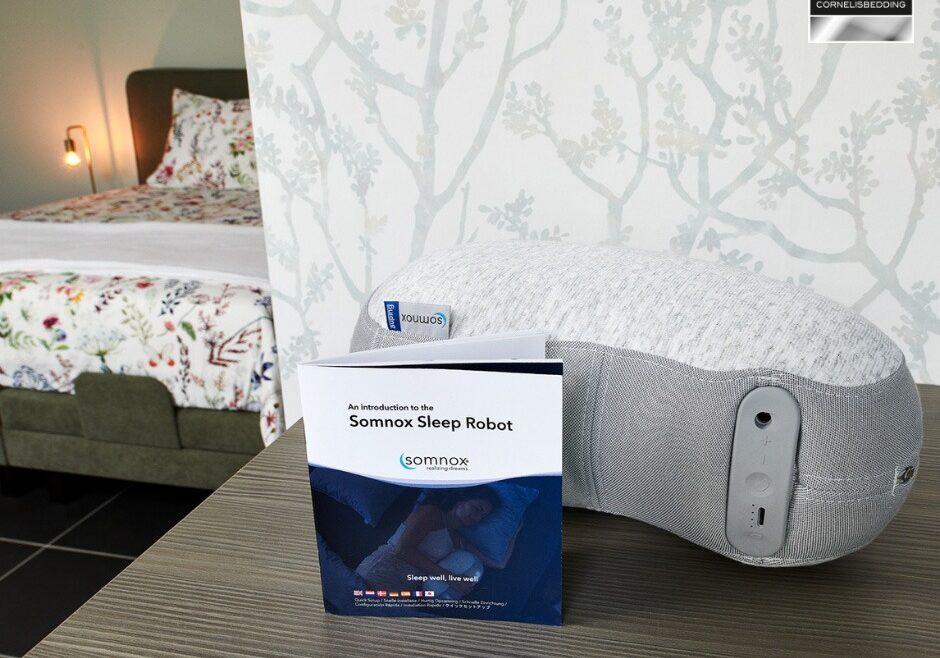 Somnox-slaaprobot