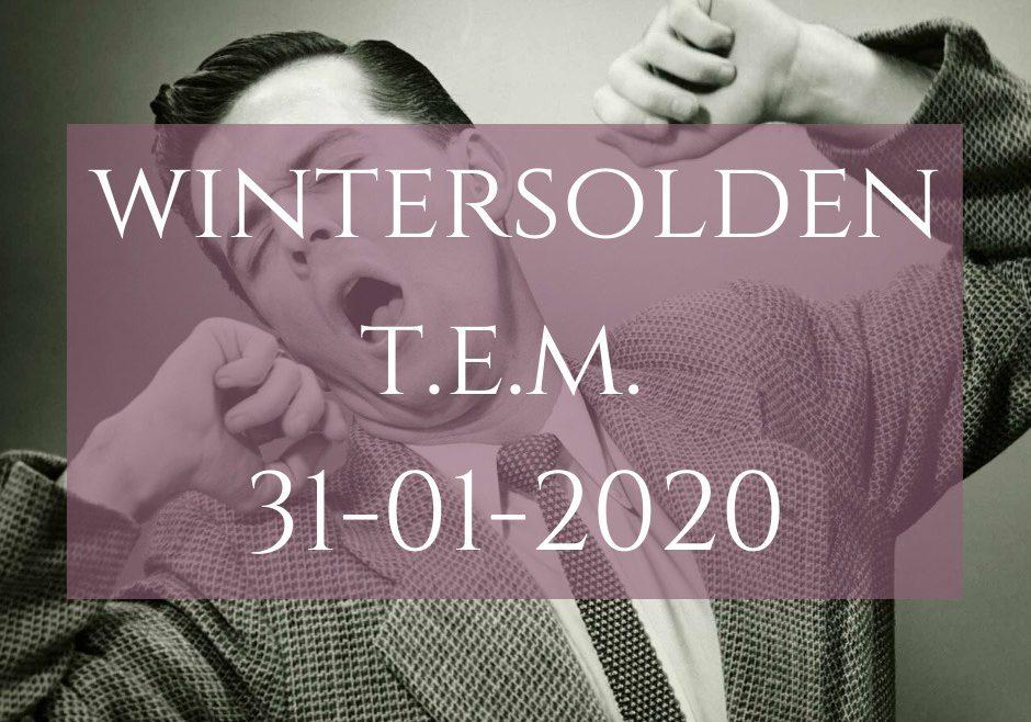 Wintersolden 2020