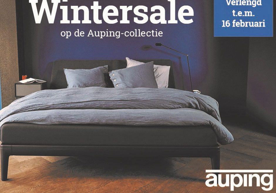auping-wintersale